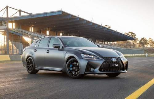 2019 Lexus Gs F, Rc F 10th Anniversary Editions On Sale Now