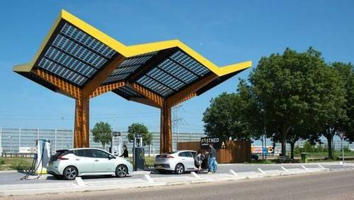 Fastned Charging Network Расширяется До Бельгии