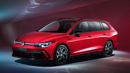 Объявлен универсал Volkswagen Golf MkVIII с опцией Alltrack